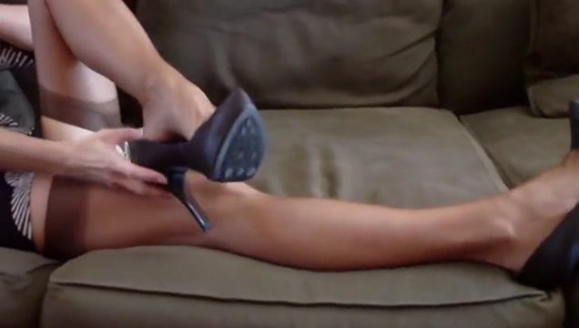 Amazing MILF, Stockings adult scene Phone sex operator pay