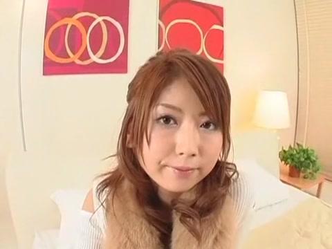 Hottest Japanese slut Haruka Mishima in Amazing POV, Cunnilingus JAV scene Sweet romantic things to say to her