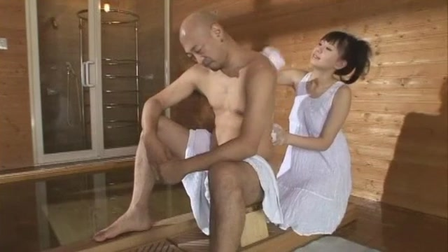 Best Japanese whore Ai Takeuchi in Hottest Wife, Blowjob JAV video Slurping precum from his piss slit