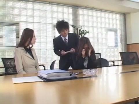 Horny Japanese model Anri Suzuki in Hottest Handjobs, Secretary JAV clip Big butt porn trailer