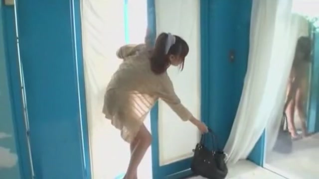 Best Japanese whore Mika Nanjou, Riko Miyase in Fabulous JAV video