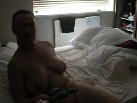 British milf loves cock has fun while husband work away 1 Femdom bisexual cock sucking