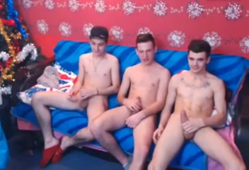 3 Athletic Romanian Bi Boys Have Fun On Cam Hot chubby redhead tits