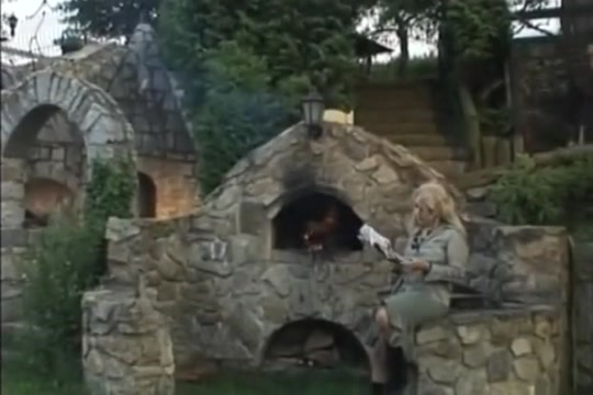 Hottest pornstar in horny milfs, outdoor sex clip Anamail Meeting Girl