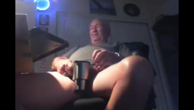 Grandpa stroke on webcam 11 college girls with real tits