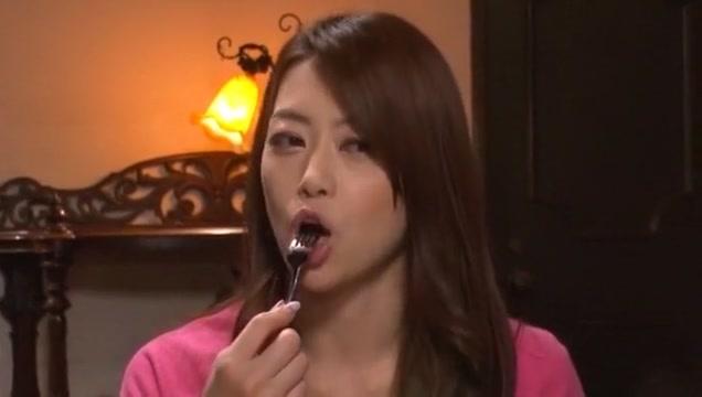 Incredible Japanese slut Ami Morikawa, Maki Hojo in Crazy Dildos/Toys, Creampie JAV video