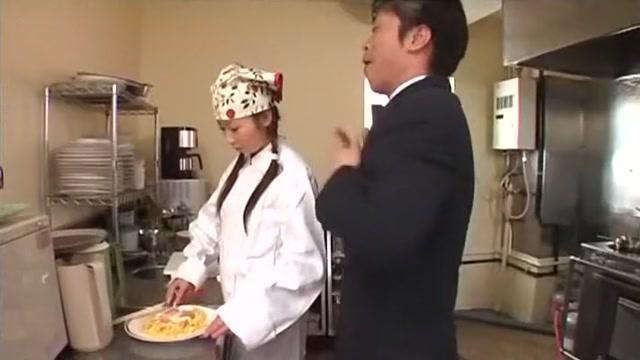 Amazing Japanese model Nana Otone in Fabulous Fingering JAV movie Black milf fucks boy