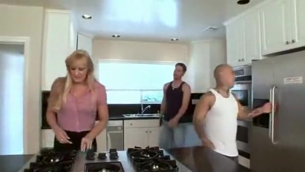 Fabulous pornstar in amazing blonde, mature sex movie