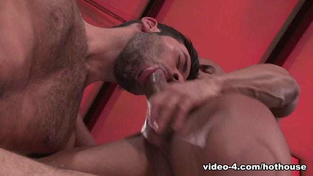 Sean Zevran & Dario Beck in Clusterfuck! 2, Scene #02 - HotHouse mom pretends she is sleep porn