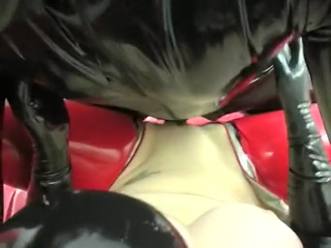 Exotic amateur Latex, BDSM adult video Position debout