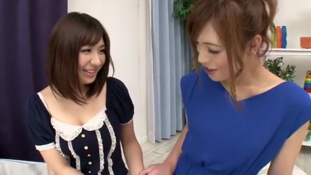 Horny Japanese whore in Crazy JAV movie Pole dance strip