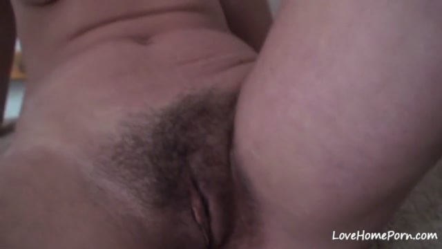 Close-up action of a hot banging session