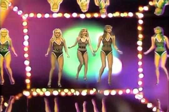 Nude Scandal TV-Show-001 Gogos 60