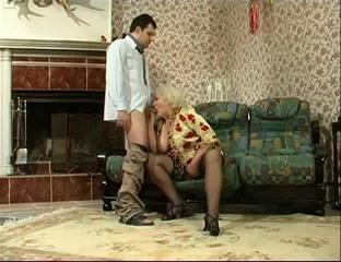 Breasty Granny Drilled Geeta basra kissing scene