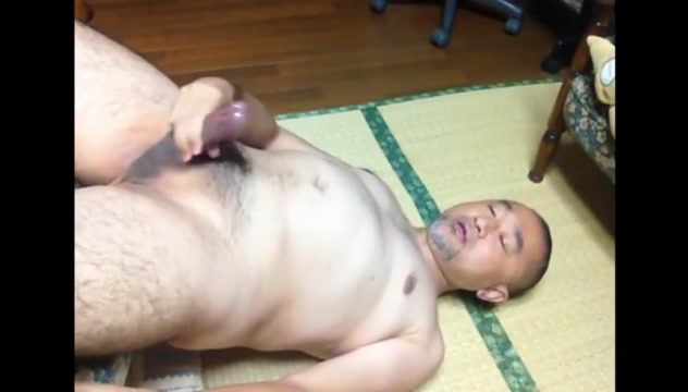 Japanese old man 4 force fondled tits video