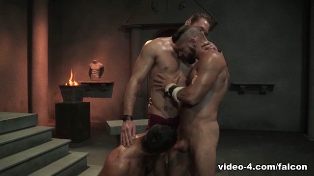 Erectus XXX Video: Teddy Torres, Ace Era, Tex Davidson - FalconStudios japanese old man fuck porn
