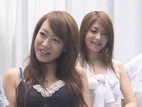 Incredible Japanese slut Yuuna Takizawa, Misaki Asoh in Amazing Swallow, Fetish JAV scene white bubble butt bouncing
