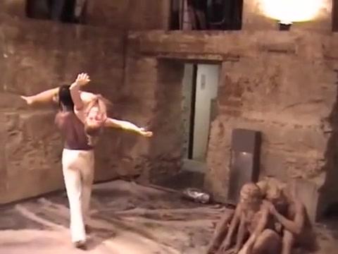 Fabulous Gangbang, Interracial porn video