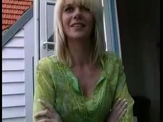 Deep Anal Drilling #63 Amazing German Mommy Latex nurse dress