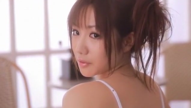 Hottest Japanese chick Yui Hoshino in Best JAV movie Hardcore cougar pics