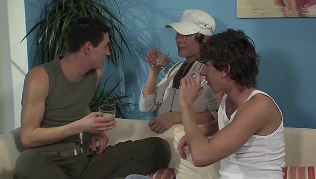 Twink trio bareback Clip howard nude stern video