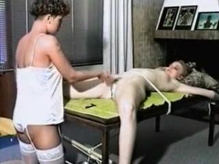 Horny Stockings, Lesbian xxx clip A guy having an orgasm