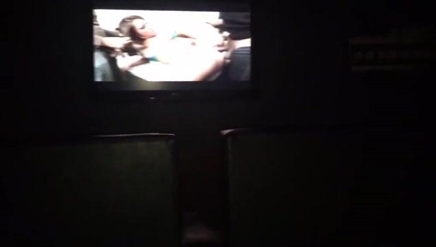Nipple public play at adult theater Atk ebony teens