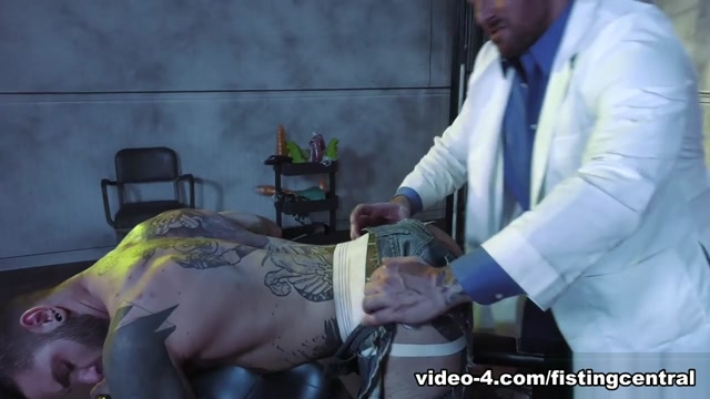 Dr. FrankenFucks Fist Lab featuring Hugh Hunter, Teddy Bryce - FistingCentral chris rockway get fucked