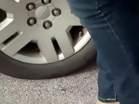 Horny homemade High Heels, Foot Fetish porn scene