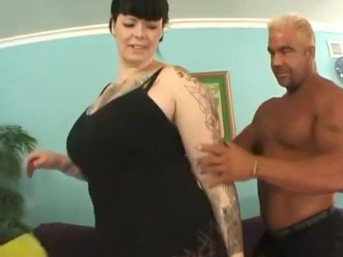 Exotic Big Natural Tits, BBW sex scene