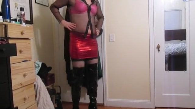 Sissy cd vickie robert first video for master karl diarys of a milf