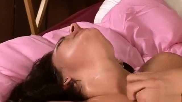 Busty brunette cheerleader got knocked up after this creampie shoot Naked school teacher