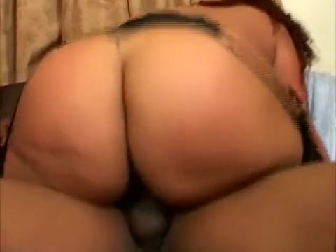 Voluptuous caramel woman has a huge black dick pleasing her twat like she desires Swingers sharing experiences from reality show