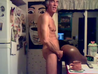 Str8 daddy banging the pocket pussy in the kitchen indian gilma tamil sex