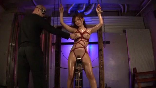 Crazy homemade BDSM, Big Tits porn clip