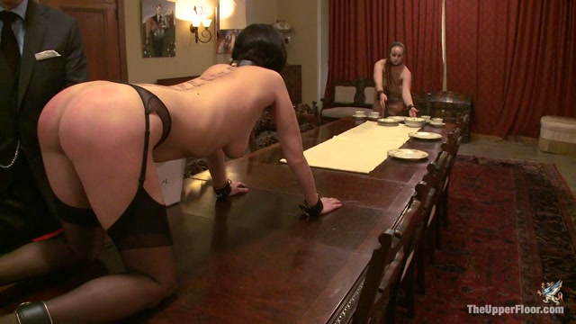 Cherry Torn & Bella Rossi in Service Session: Domestic Training - TheUpperFloor Kelsi Monroe in a hardcore anal action