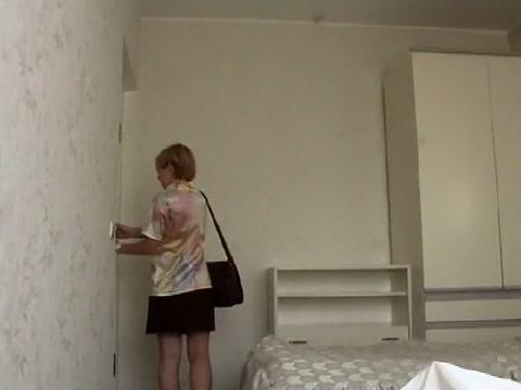 Crazy Couple, Blonde sex video
