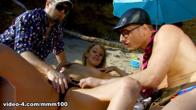 Evy Sky & Leo Galvez & Terry in Dp For This Nasty Blond - MMM100 Mieu kieu vy wife sexual dysfunction