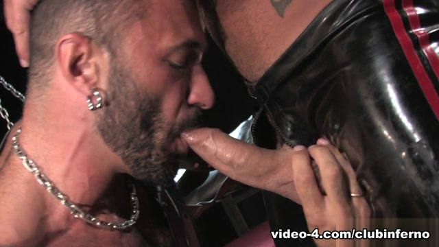 Matthieu Paris & Wilfred Knight in Fistpack 30: 3 Fists in Paris - ClubInfernoDungeon What to do in a date with a guy