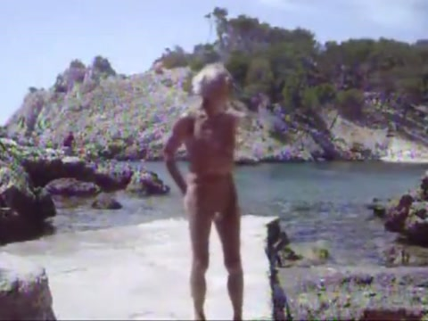 Grandad nude 1 Girl shows upskirt no panties