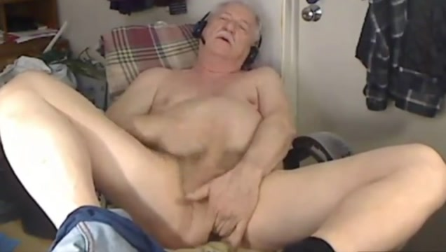 Adorable grandpa is masturbating Actress adult film indian picture
