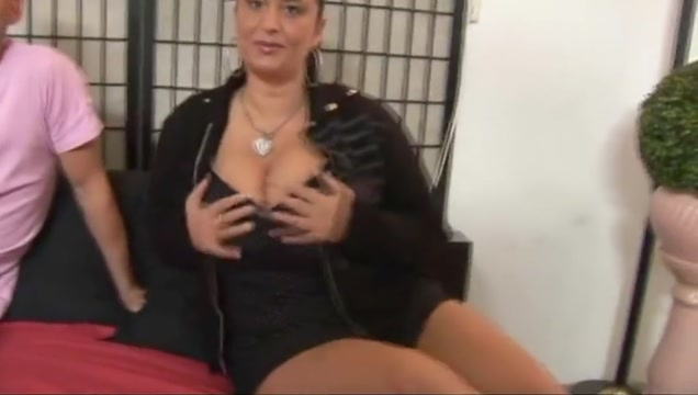 Outstanding Busty BBW Fuck In Front Of Camera sex and the seasoned woman