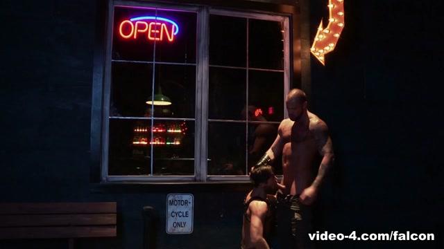 Two Dick Minimum XXX Video: Jack Andy, Michael Roman - FalconStudios Anal sex met art
