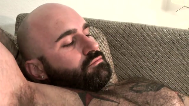 Hairy Bear Jerking Off Mother and son taboo