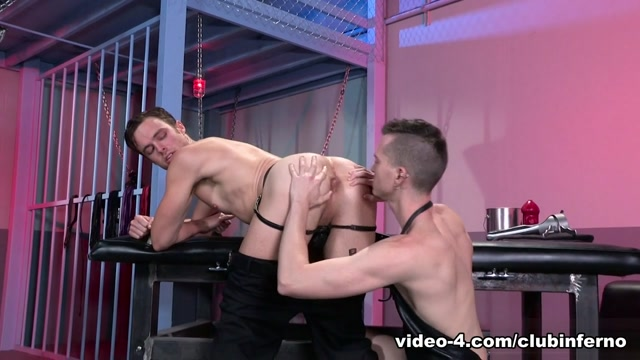 Brandon Moore & Axel Abysse in O.F.D. Obsessive Fisting Disorder 2 - ClubInfernoDungeon my boyfriend addicted to porn