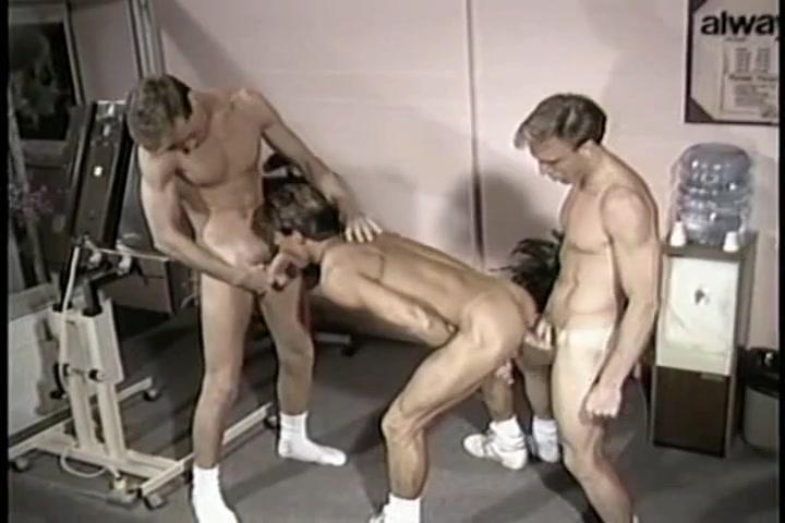 three boys at the gym BB White wife cheating big black cock caption