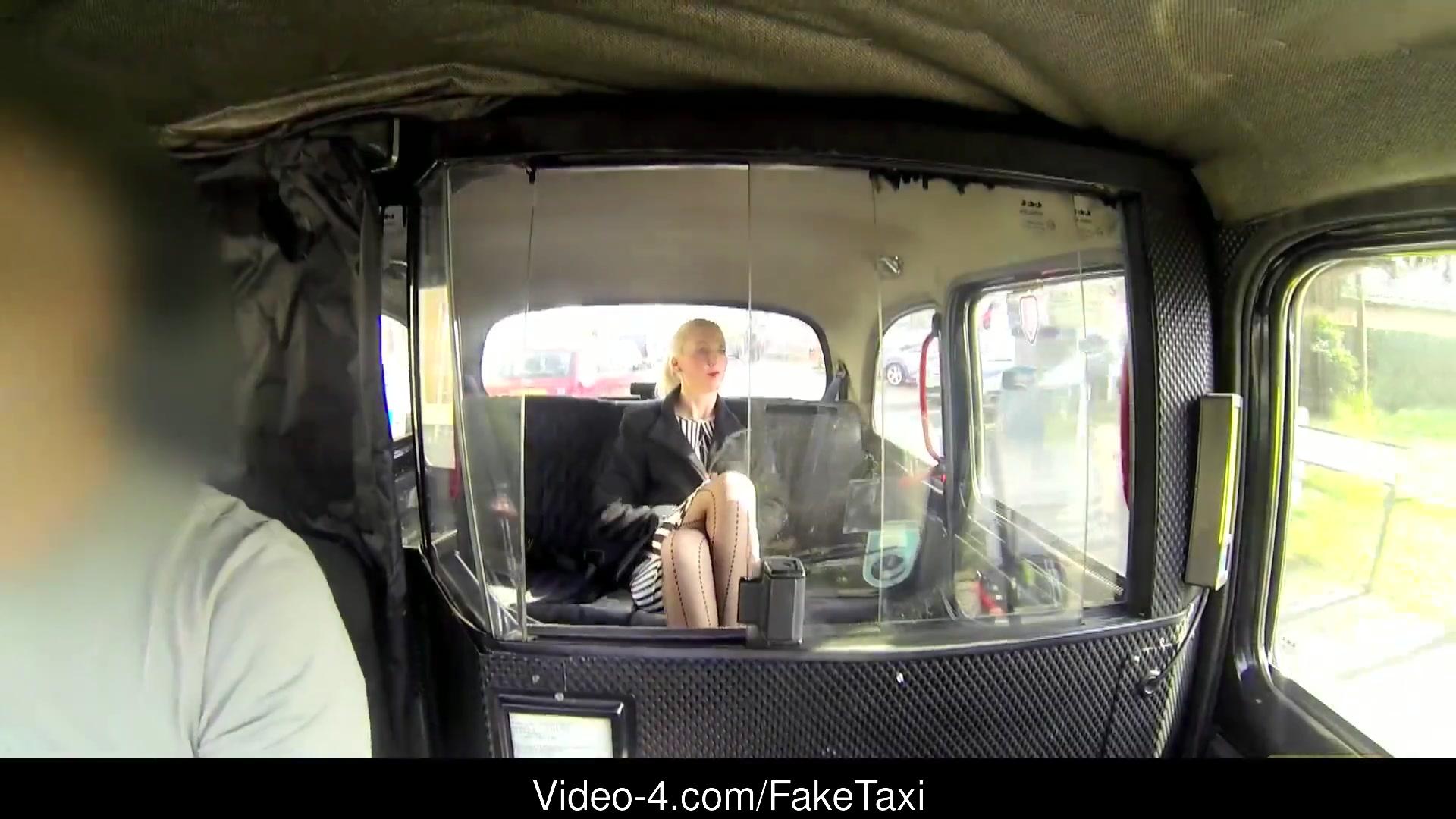 Fake Taxi Lexi beautiful milf anal video