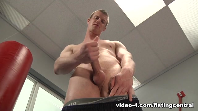 Hole Busters Vol. 3 featuring Blake Daniels - FistingCentral Nude whore lick penis and anal