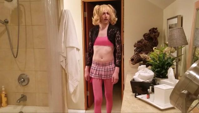 Sissy crossdresser eats her own cum Real nude bmx babes