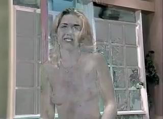 Sexy Babe on a Sybian Sex Machine GV00037 Milf upskirt no panties